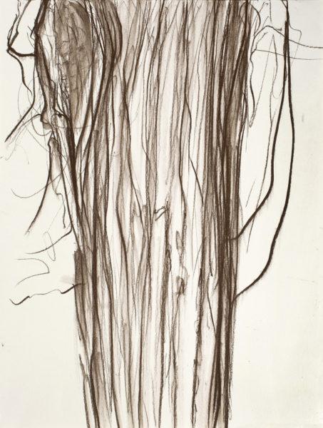 Jedediah, Kreide auf Papier, 35x26cm, 2016