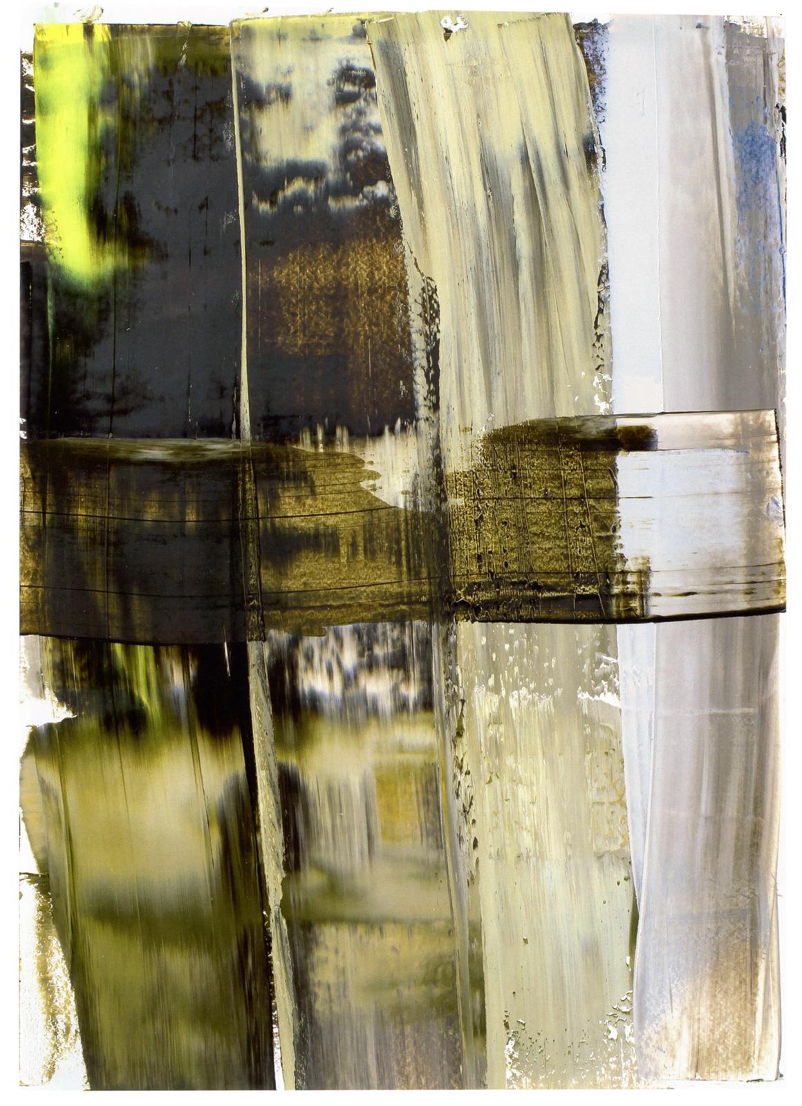Braunlage, Öl auf Papier, 51x36cm, 2016