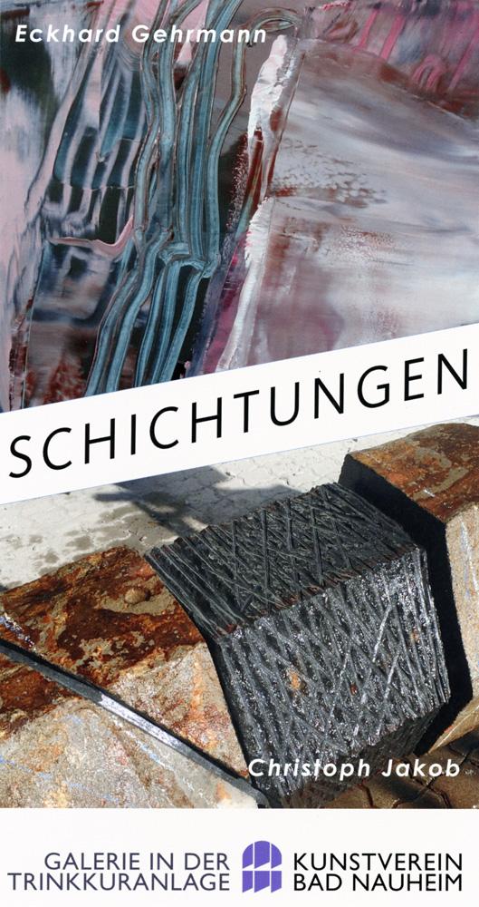 Einladungskarte zur Ausstellung in Bad Nauheim, 2019, Foto: Wegener