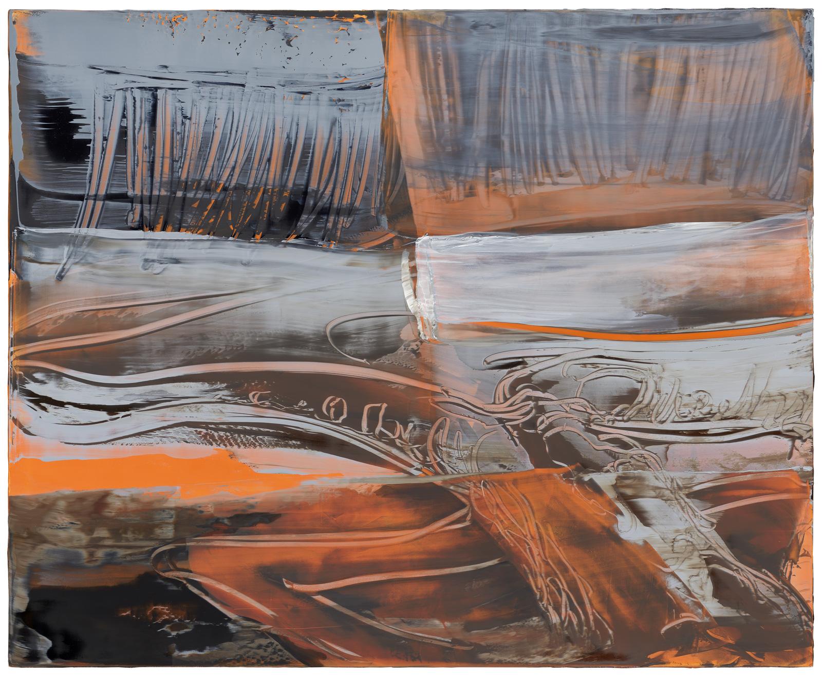 Medena, Öl auf Holz, 85x104cm, 2019
